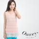 OUWEY歐薇-透感睫毛蕾絲背心-共2色
