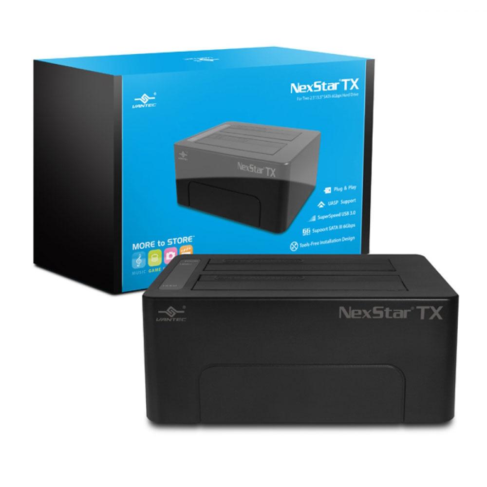 凡達克 傳輸精靈TX USB3.0硬碟外接座