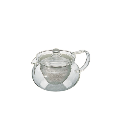 HARIO-茶茶急須丸形茶壺450ml / CHJMN-45T