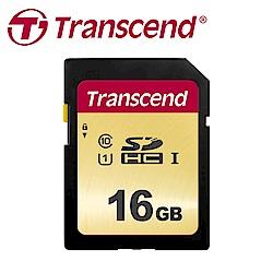 創見 16GB 500S SDHC UHS-I U1 記憶卡