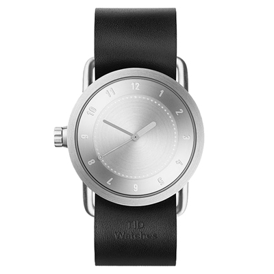 TID Watches No.1 Steel-TID-N1-36-BW/36mm