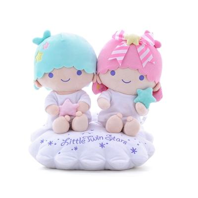 Sanrio-雙星仙子40周年紀念15吋絨毛娃娃