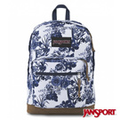 JanSport -RIGHT PACK EXPRESSIONS系列後背包 -藍玫瑰