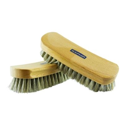 【SAPHIR莎菲爾】馬毛除塵刷(小) -有效清除皮革表面灰塵,幫助保養品更容易被皮革吸收