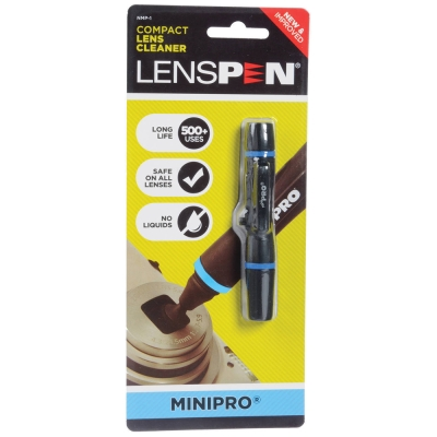 Lenspen NMP-1小型鏡頭清潔筆(黑色)(公司貨)