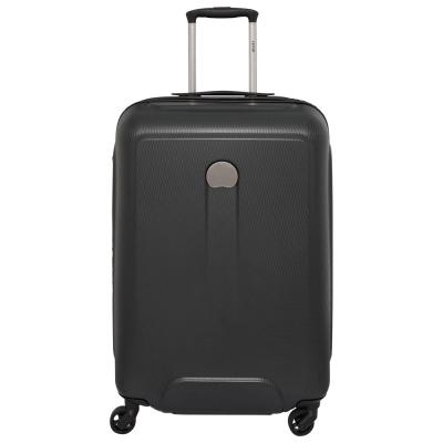 Delsey  HELIUM AIR-23吋拉鍊行李箱-黑色00160781000