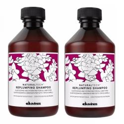 Davines達芬尼斯 彈潤保水洗髮露 250ml (2入)