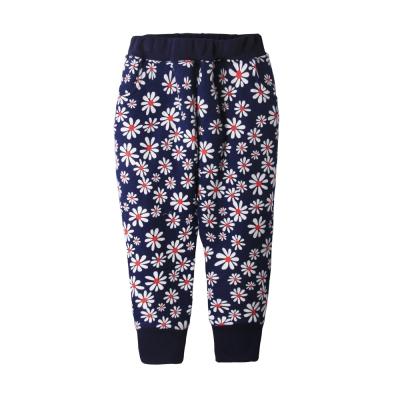 baby童衣-長褲-造型休閒縮口刷毛褲-50423
