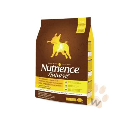 美國Nutrience紐崔斯 Natural小型成犬火雞肉2.5kg 1入