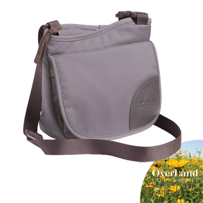 OverLand-Isabella側背包-灰色