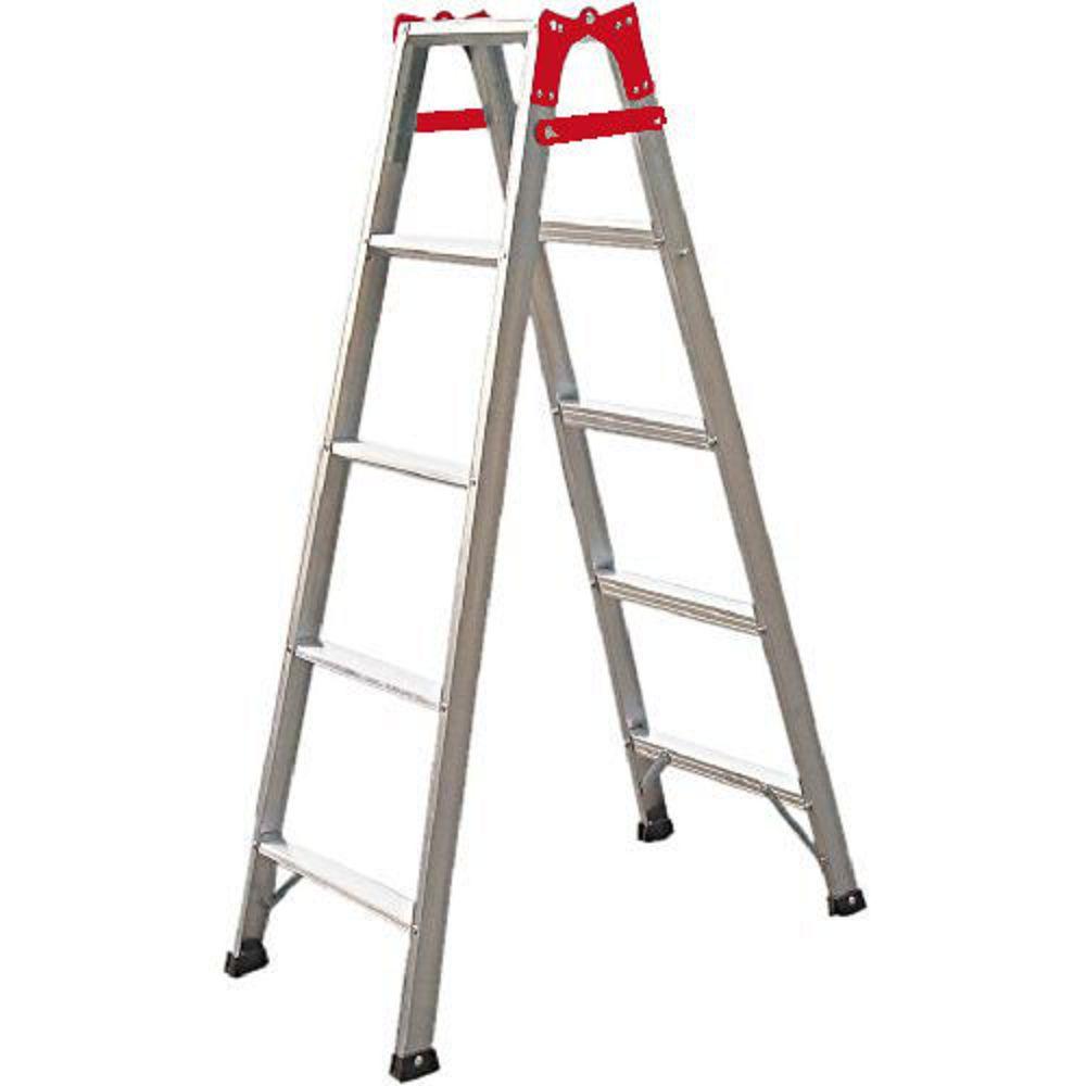 5尺鋁製直馬工作梯
