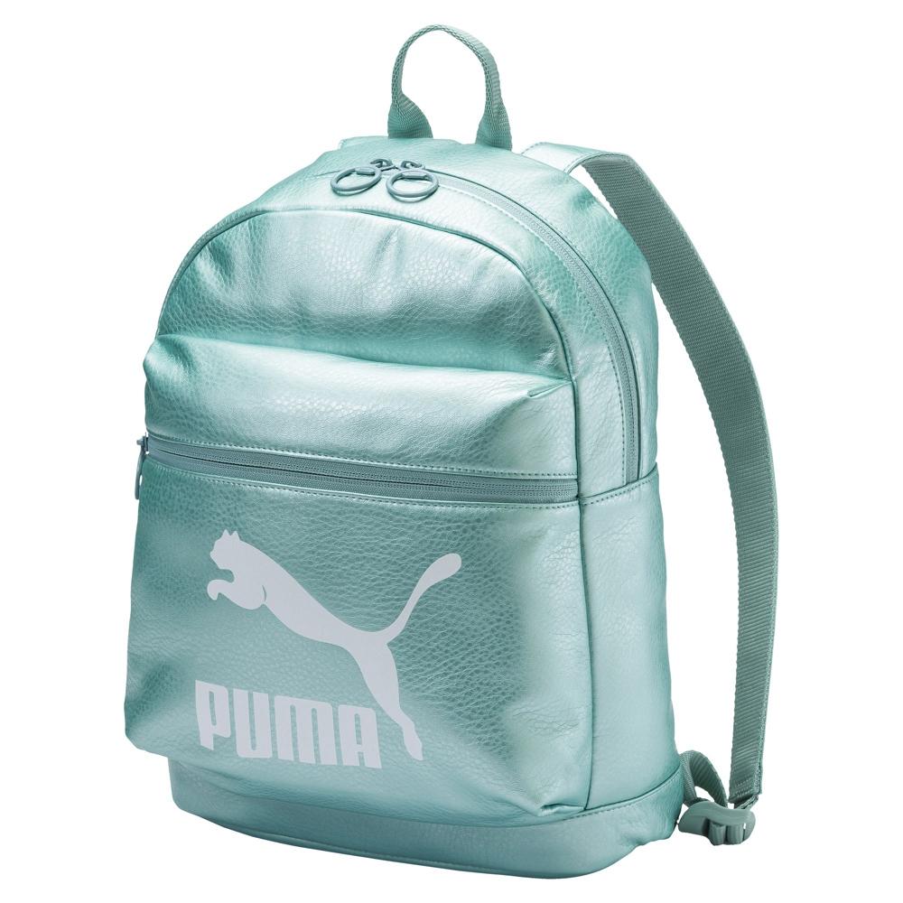 PUMA-女性Prime後背包-湖水綠