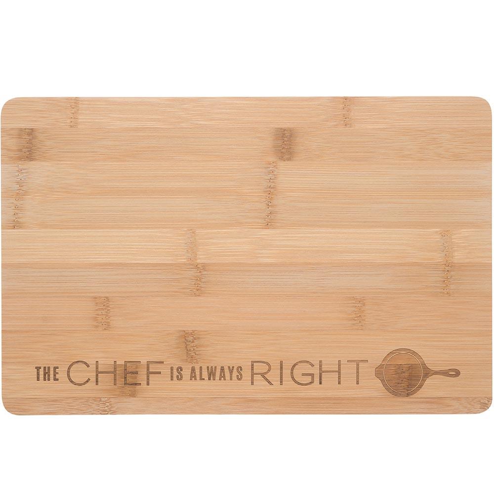 NOW Chef竹砧板(33cm)
