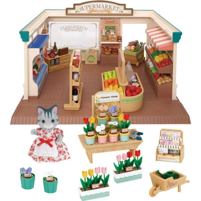 森林家族-超級市場禮盒組A
