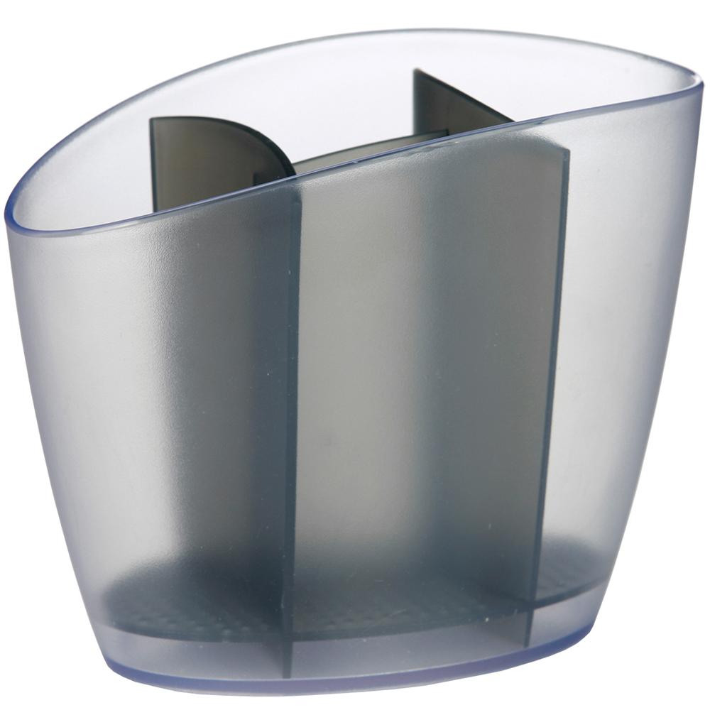 TESCOMA Clean四格式鏟匙瀝水筒(灰)