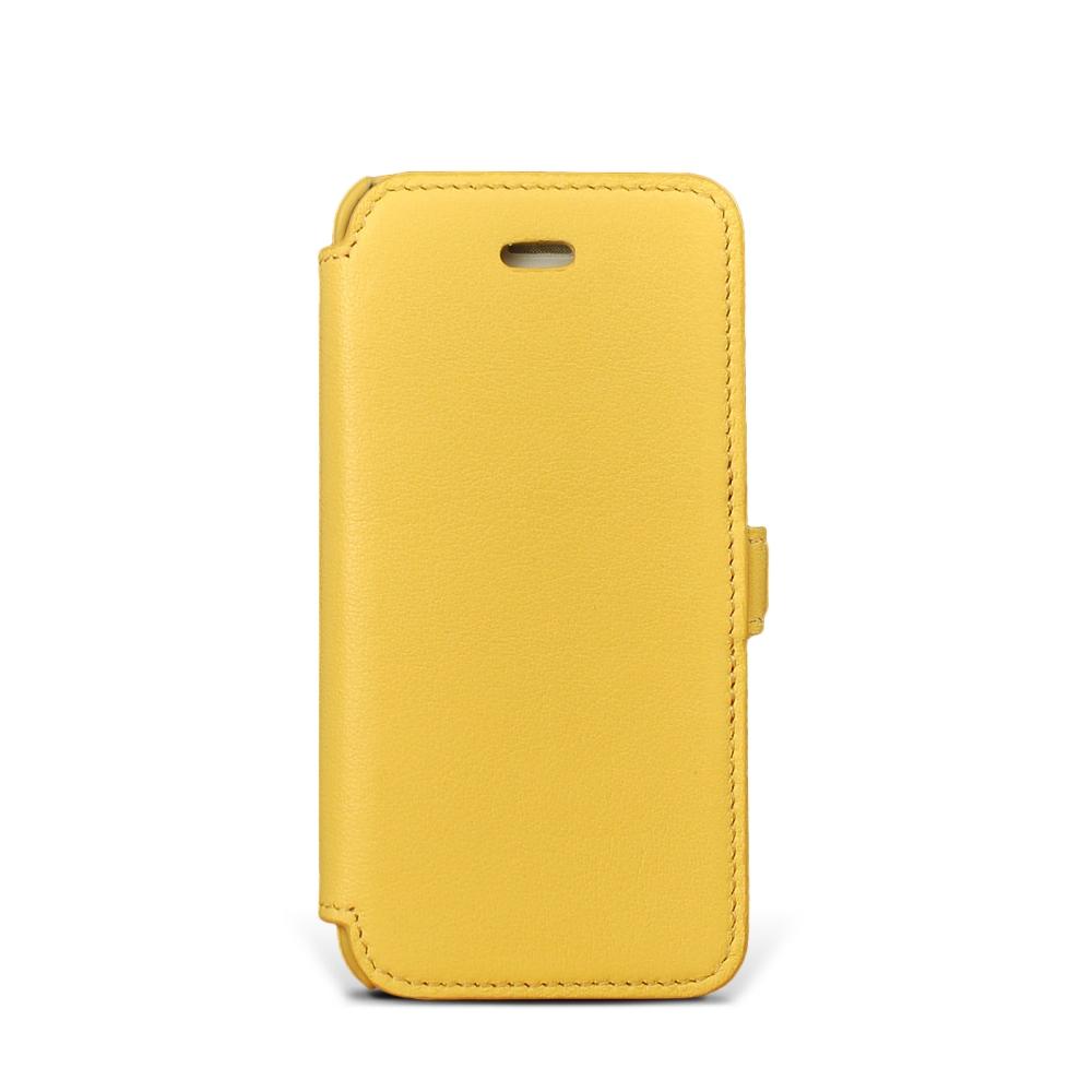 STORY皮套王 APPLE iPhone 5 / 5S / SE 硬殼式側翻 客製化皮套