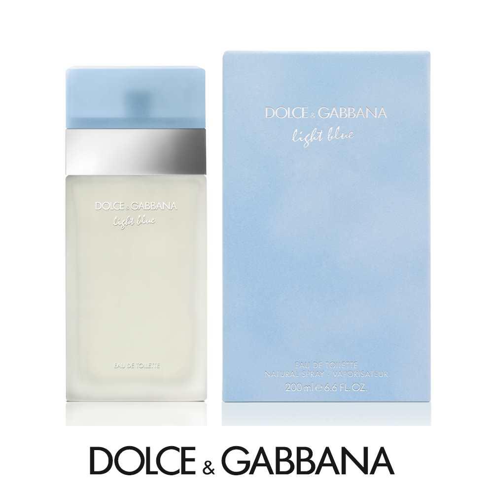 Dolce&Gabbana 淺藍女性淡香水200ml