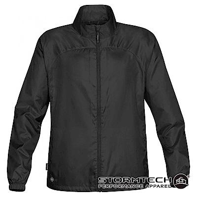【加拿大STORMTECH】輕量防風防水旅行外套PXJ-2-男-黑