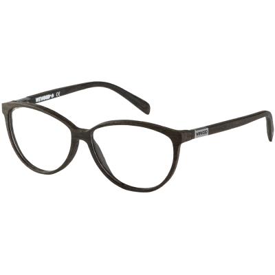 WEWOOD 義大利平光眼鏡 DONNA WENGE 鐵刀木色