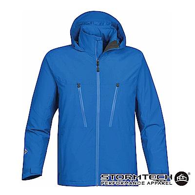 【加拿大STORMTECH】輕量全防水機能外套-男-藍