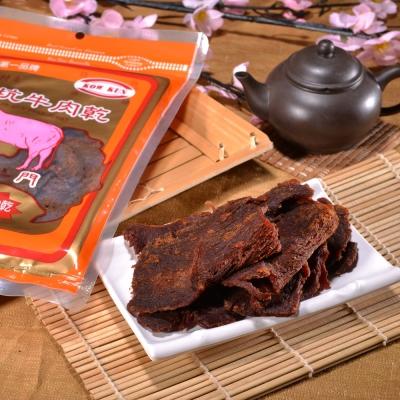 金門高坑 辣味牛肉乾 4包 (180g/包)