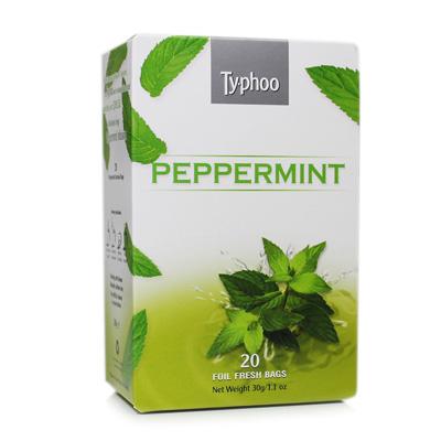 Typhoo 薄荷茶(1.5gx20入)
