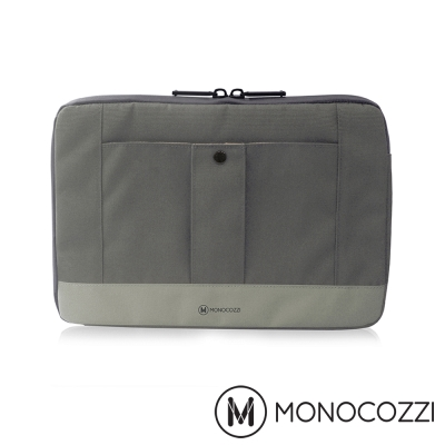 MONOCOZZI Gritty Mac Pro Retina 15 吋保護內袋 -深灰