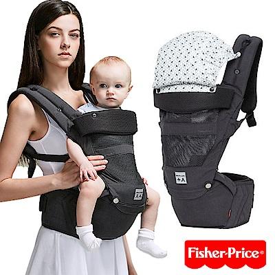 費雪Fisher-Price氣囊腰凳式揹巾