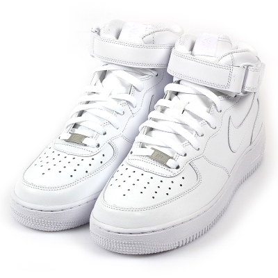 (男)NIKE AIR FORCE 1 MID 07 休閒鞋 315123-111