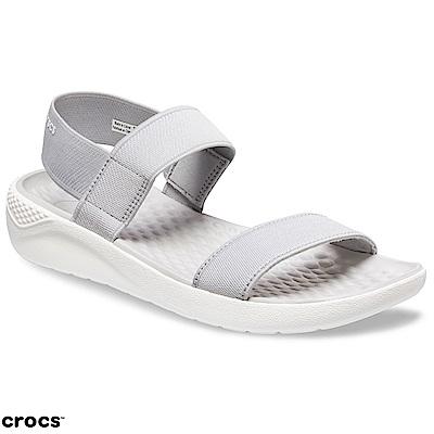 Crocs 卡駱馳 (女鞋) LiteRide女士涼鞋 205106-00J