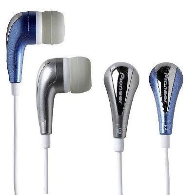 Pioneer內耳式耳機(SE-CL20系列)2入促銷組合