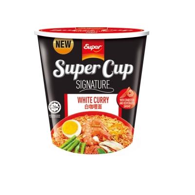 新加坡super cup超級杯麵 白咖哩麵(98g)