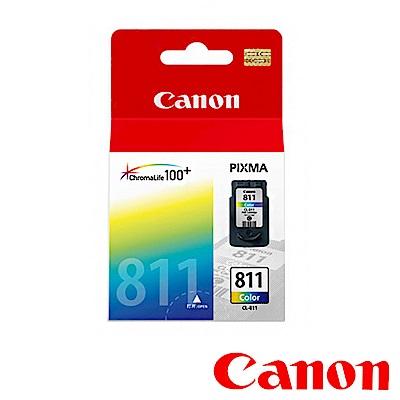 Canon CL-811 原廠黑色墨水匣