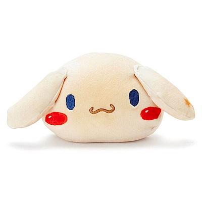Sanrio 三麗鷗明星趣味麵包店系列大臉造型絨毛化妝包(大耳狗喜拿)