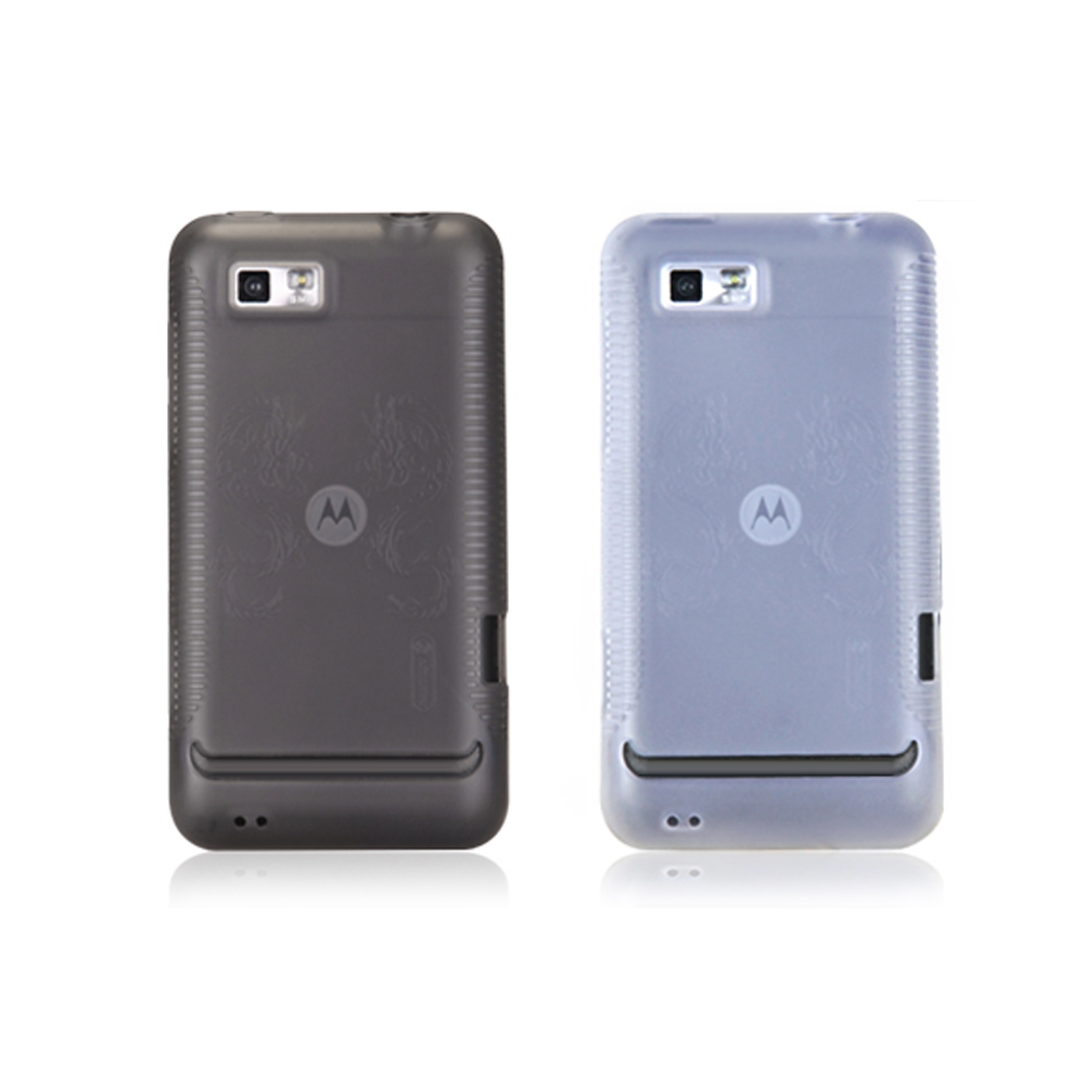 NILLKIN Motorola XT681龍紋超級磨砂TPU彩虹套