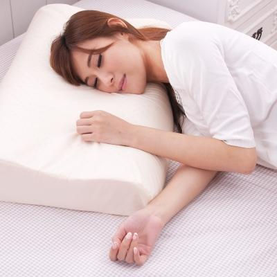 日本濱川佐櫻-和風素雅 大尺寸AA級波浪工學天然乳膠枕-1入