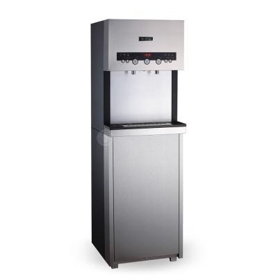 水蘋果 WAQ7-3H 按鍵式三溫飲水機(內置10英吋RO機)