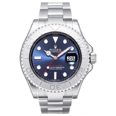 ROLEX 勞力士 Yacht-Master 116622 遊艇系列機械錶-藍面/40mm
