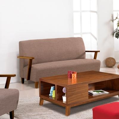 AT HOME-維也納三人坐沙發(兩色可選)