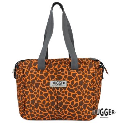 英國Hugger 超輕量時尚媽媽包-長頸鹿