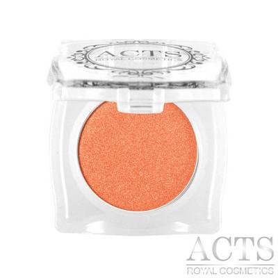 ACTS維詩彩妝 璀璨珠光眼影 璀璨鮮橘2501