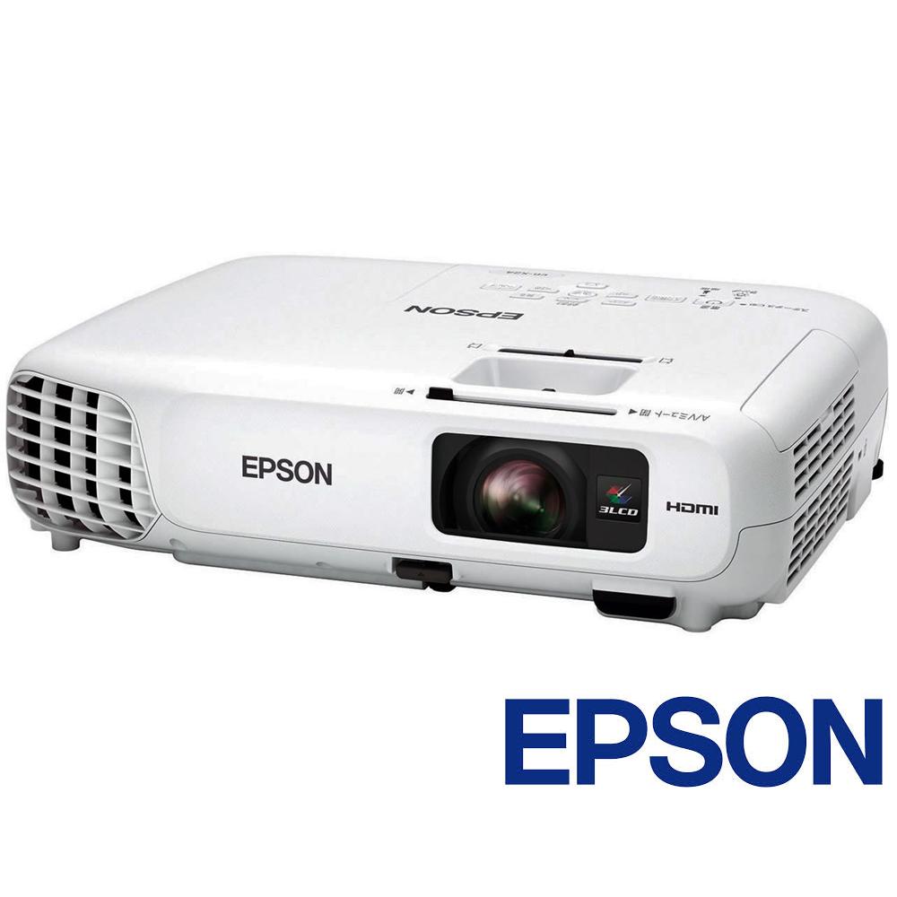 最後出清-EPSON愛普生 EB-X18 XGA 3LCD投影機(3000流明)