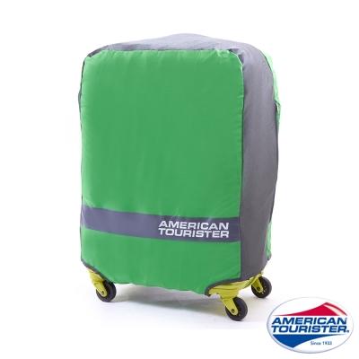 AT美國旅行者 行李箱套L(綠)