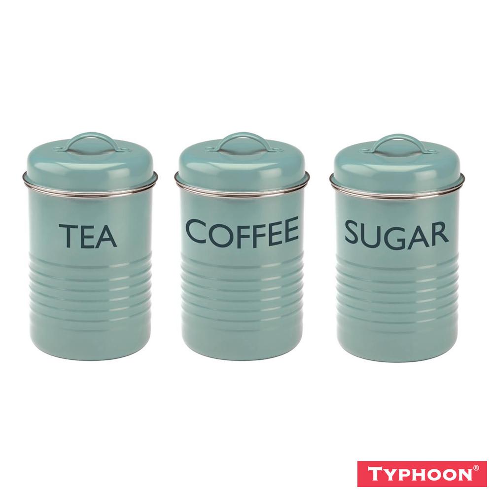 TYPHOON Summer House儲存罐3入組(淺藍)