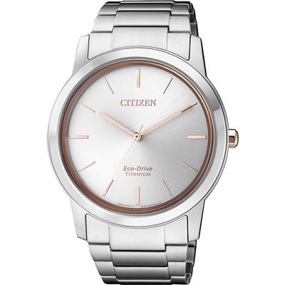 CITIZEN  純靜之夜時尚腕錶-AW2024-81A-40mm