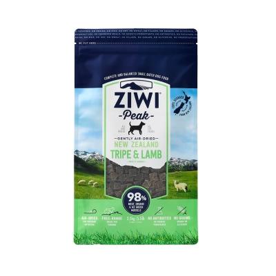ZiwiPeak巔峰 98%鮮肉狗糧*羊肚羊肉*2.5KG