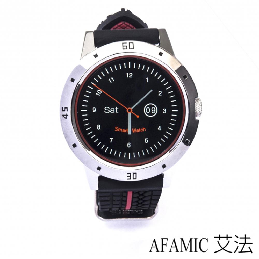 AFAMIC艾法N66藍芽智能心率GPS運動手環