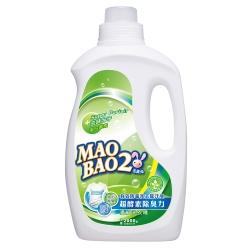 毛寶兔超酵素制臭抗菌防霉洗衣精2000g