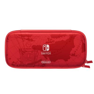 任天堂 Switch 主機收納包(紅)