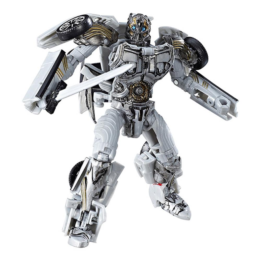 孩之寶Hasbro 變形金剛5 最終騎士 豪華人物組 Cogman 庫克曼 C2960